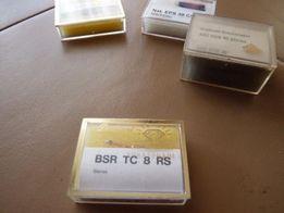Игла винилового проигрывателя BSR TC 8 RS новая, в упаковке