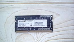 Память AMD 4 GB SO-DIMM DDR3 1600 MHz