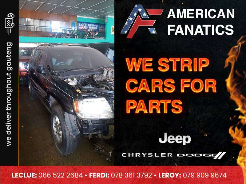 We Strip Cars For Parts, Call us for a Part! 0