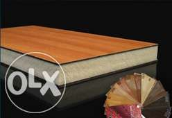 Płyty termoizolacyjne zespolone sandwich panels