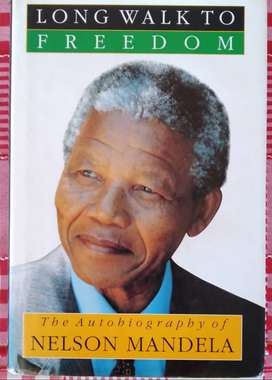 Long Walk to Freedom - The Autobiography of Nelson Mandela *** First E