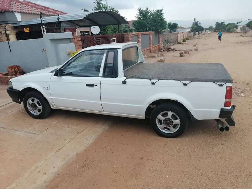 Mazda bakkie for sale in good condition. 0