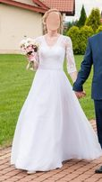 Suknia ślubna Afrodyta Surina - kolekcja 2017