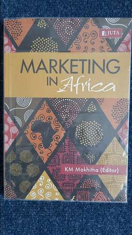 Unisa marketing textbook for sale