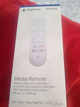 Playstation 5 (PS5) Media remote FOR SALE Brand new
