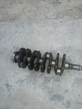 Vw polo crankshaft 1,6