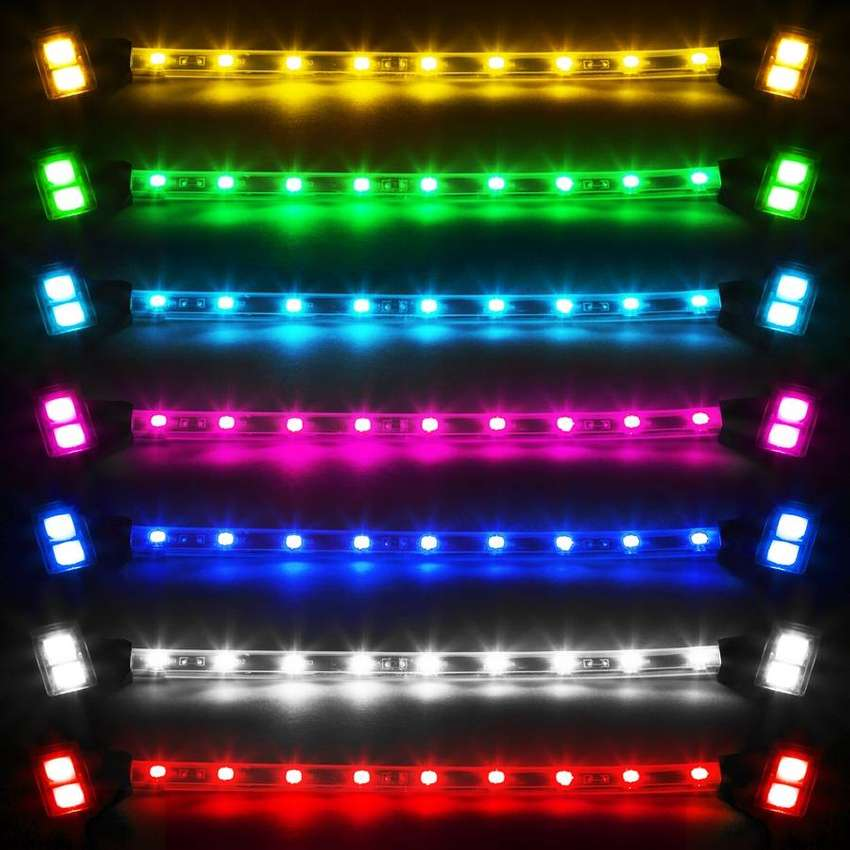 LED Strip Lights Various Types 12V Brand New Products