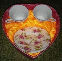 Кофейный набор для двоих влюбленных elina.