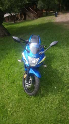 Suzuki 150cc Bike to sell or to sell or to swop.