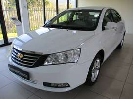 2015 GEELY EMGRAND EC 7 1.8 LUX