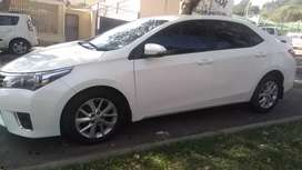 TOYOTA COROLLA PRESTIGE D4D WITH SPARE KEYS AND SERVICE BOOK