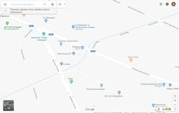 Продажа земли под застройку или бизнес по ул.Центральной, Каменка-Днеп