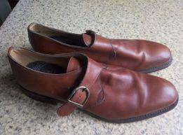 Туфли мужские кожаные 44р. Bartim & Sons оригинал.
