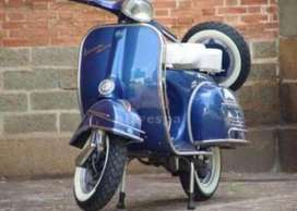 Looking for any old Vespa's