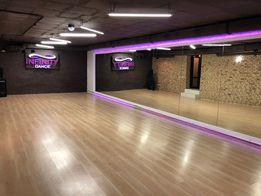 Аренда танцевального зала в самой красивой студии на Печерске