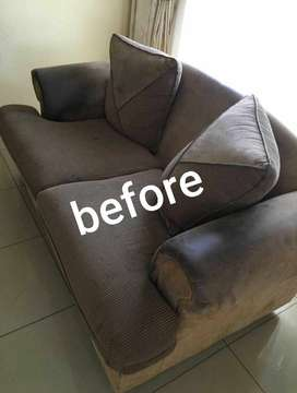Couch cleaning and carpets