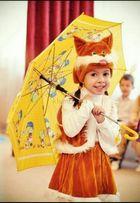 костюм белочки на 5-6 лет(прокат)
