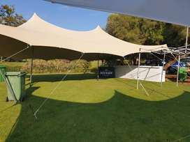 80 square waterproof stretch tent for sale
