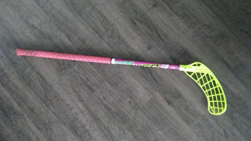 Florbalová hůl / florbalka Unihoc pravá pro leváky 86 cm 0