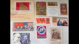 Акция коллекционные марки СССР