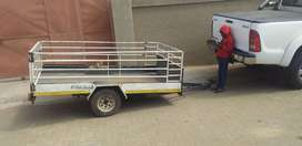 I am selling the trailer with papers R5500