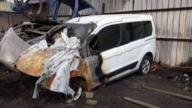 Ford Transit 1.0 Ecoboost breaking for parts