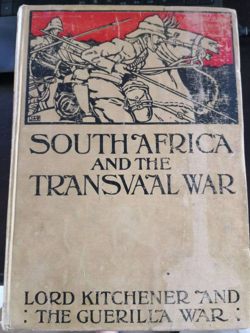 Africana books, South Africa and the Transvaal War 0
