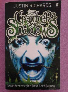The Chamber Of Shadows - Justin Richards.