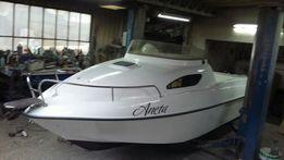 Nowa łódź motorowa kabinowa motorówka Komodo 510