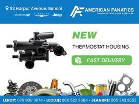 We sell new & used Thermostat Housing for Jeep - Dodge - Chrysler
