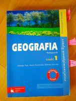 Geografia cz. 1. Szkoła średnia. Wyd. Pwn
