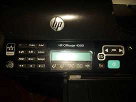 HP officejet 4500 printer