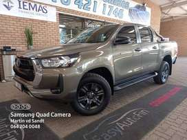 Toyota Hilux 2.4 GD-6 RB Raider AT PU DC ( Demo )