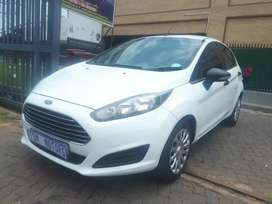 2015 Ford Fiesta 1.4 For Sale.