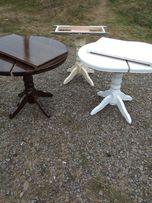 кухонный стол столешница иножка натуральное дерево