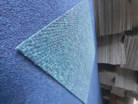 Used Office/Home Carpet Tiles (supply and fit )