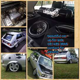 Vw golf mk1 2009 wolf edition airbag spec 1.4i A beautiful car to own