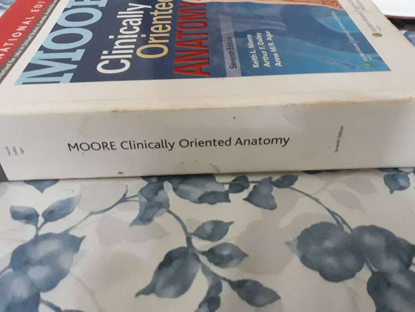 Clinically Oriented Anatomy. 7th Edition by Keith L. Moore. 0