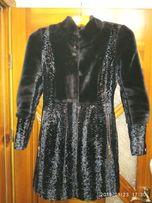 Пальто жіноче, чорне, шуба жіноча,+ Укрпошта безкоштовна пересилка
