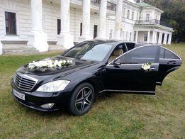Машина Mercedes на свадьбу аренда авто. Прокат автомобиля с водителем