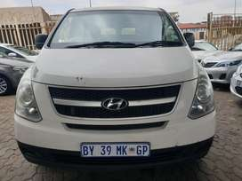 2013 Hyundai H-1 2.5 CRDI P/V Manual