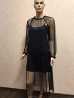 Очень красивое вечернее платье Zara Trafaluc, S; M
