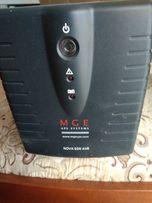 UPS Nova 600 AVR Urządzenie awaryjne MGE 230V 10A 3 wyjścia