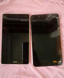Selling 2 Huawei Tablets