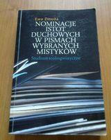 Nominacje istot duchownych w pismach wybranych mistyków.