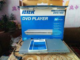 DVD плеер BBK на запчасти