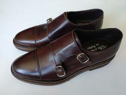 Новые классические туфли / монки Brunelli (Hand Made in Italy)
