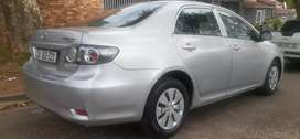 TOYOTA COROLLA QUEST 1.6 AUTOMATIC TRANSMISSION AVAILABLE