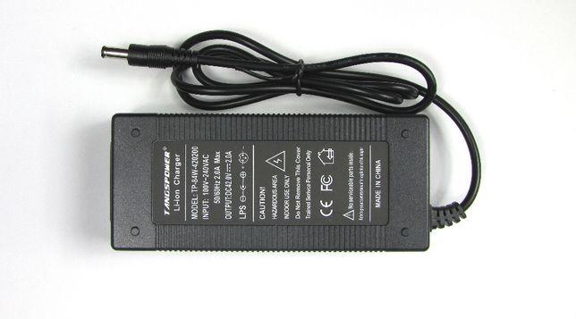 Ładowarka do akumularów litowo-jonowych 36V 2A wtyk okrągły 5.5/2.1mm Sochaczew - image 5