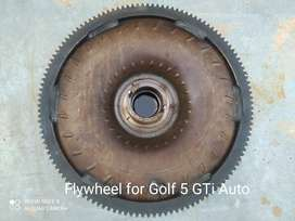 Golf 5 GTi and Golf 4  1.6 Flywheel Automatic
